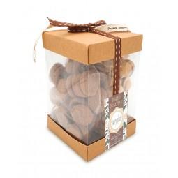 Baci di dama alla nocciola Piemonte IGP - confezione regalo festività