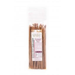 Gli Acquolìni farine speciali Grissini artigianali stirati a mano della tradizione piemontese Riso Venere