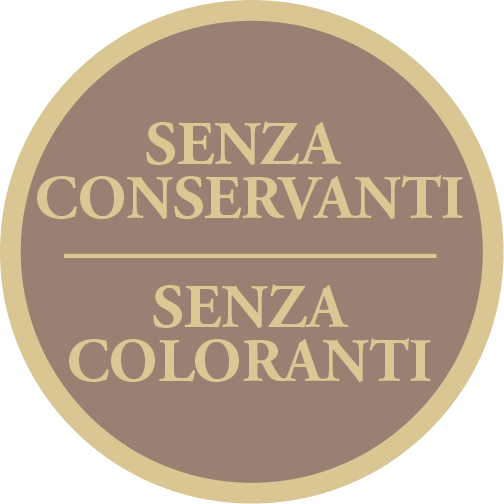 senza coloranti conservanti - preservatives free