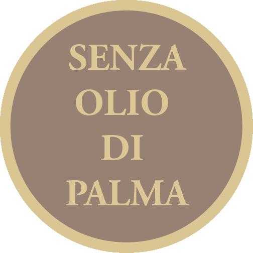 senza olio di palma - palma oil free
